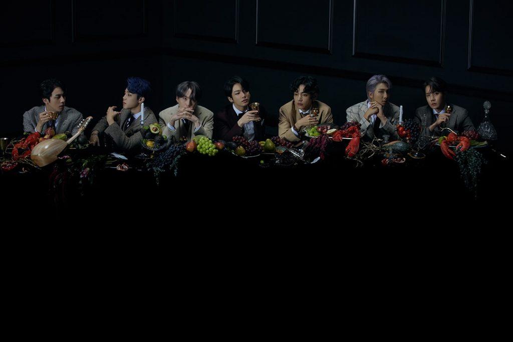 photo kpop album BTS Map of the Soul 7 Version 3