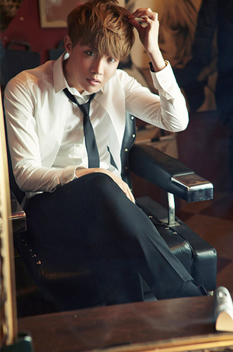 photo kpop album BTS Skool Luv Affair J-Hope