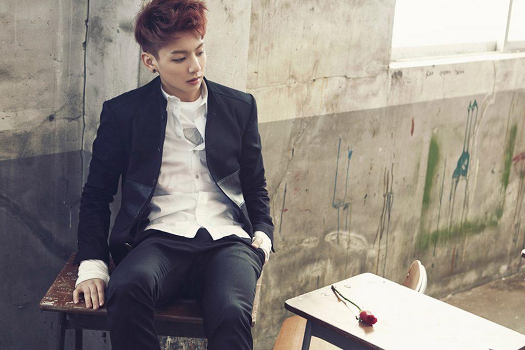 photo kpop album BTS Skool Luv Affair Jeon Jungkook