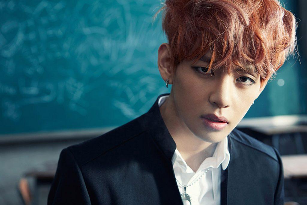 photo kpop album BTS Skool Luv Affair V Kim Taehyung