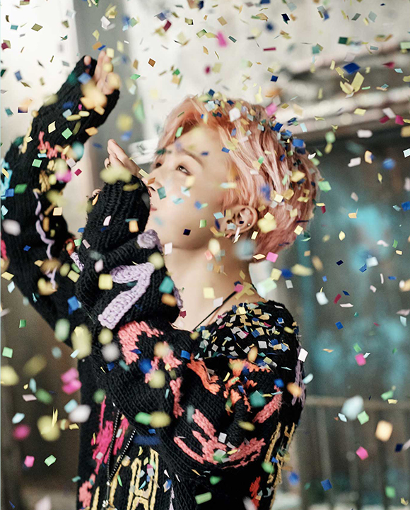 photo kpop album BTS You Never Walk Alone Jimin