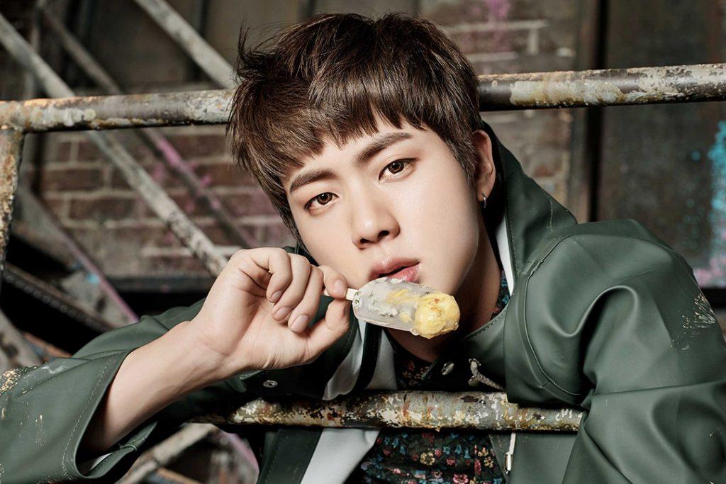 photo kpop album BTS You Never Walk Alone Kim Seokjin