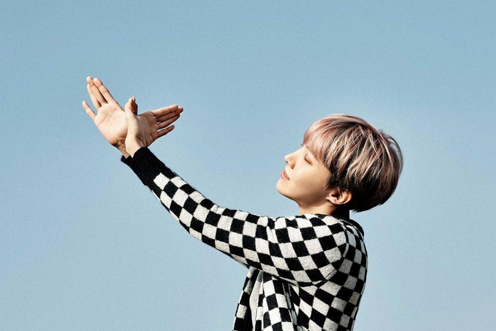 photo kpop album BTS You Never Walk Alone korea J-Hope