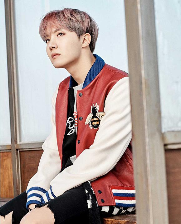 photo kpop album BTS You Never Walk Alone korea Jung Hoseok