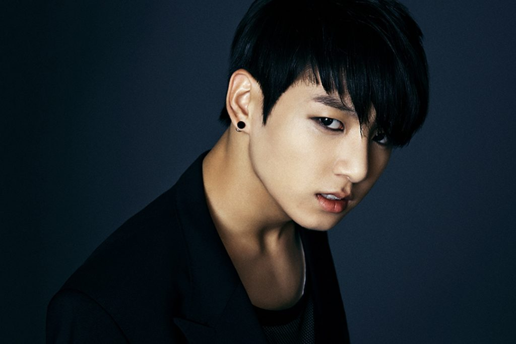 photo kpop album bts Jeon Jungkook dark wild