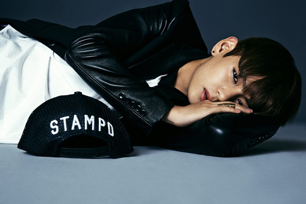 photo kpop album bts dark wild V Kim Taehyung