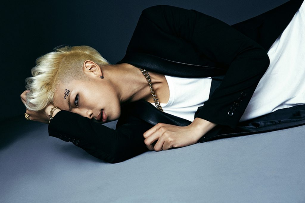 photo kpop album bts dark wild rap monster