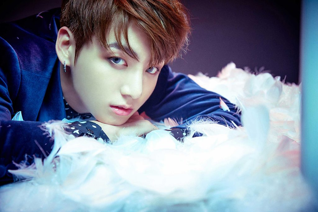 photo kpop album bts wings Jungkook