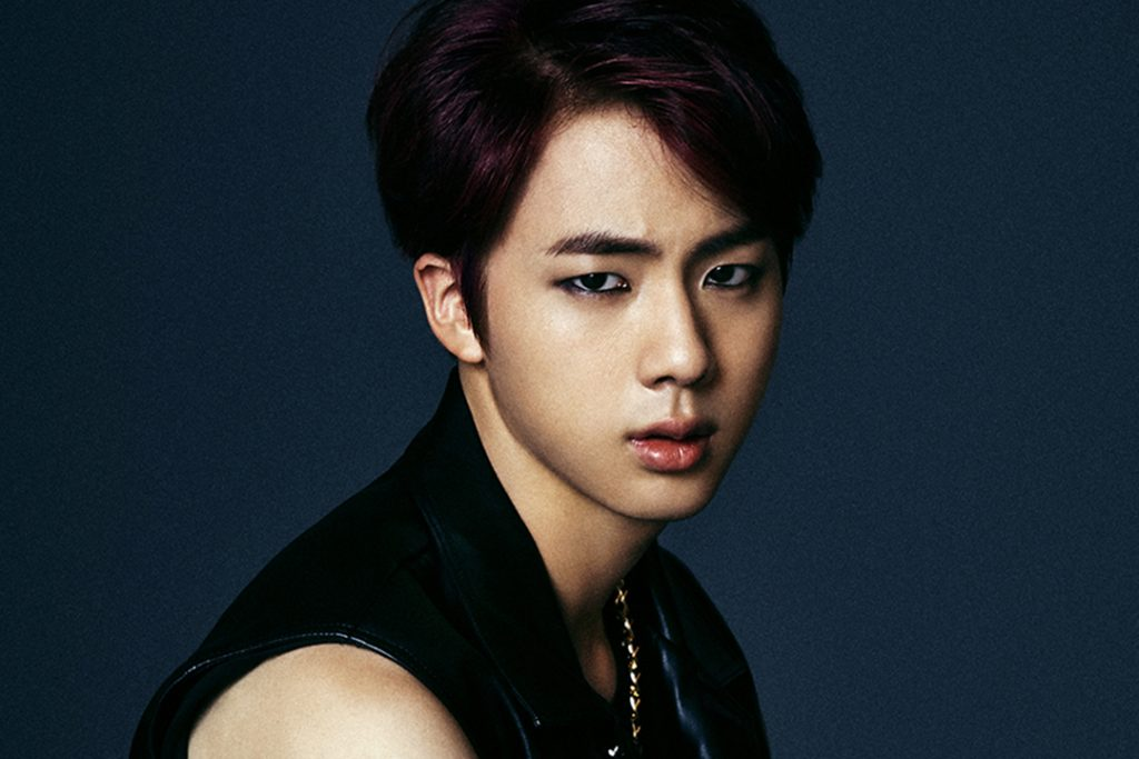 photo kpop album dark wild Kim Seokjin