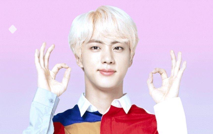 photos kpop album BTS World OST Jin