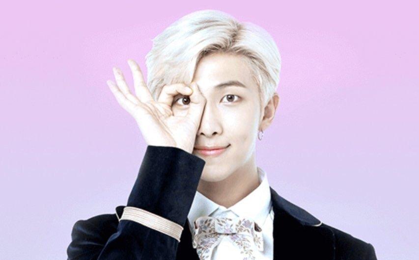 photos kpop album BTS World OST RM