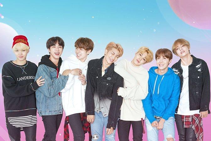 photos kpop album BTS World OST