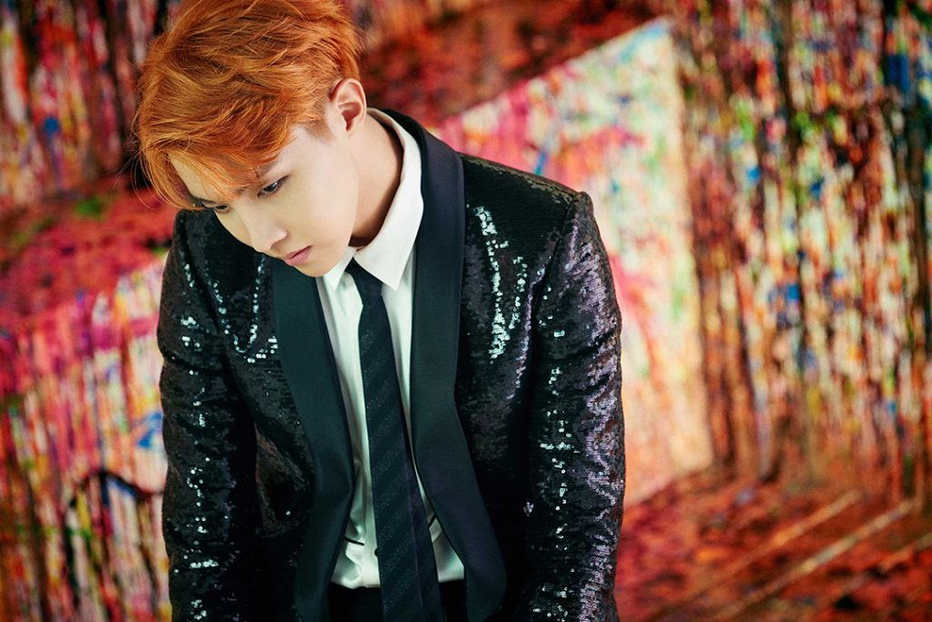 photos kpop album bts wings J-Hope