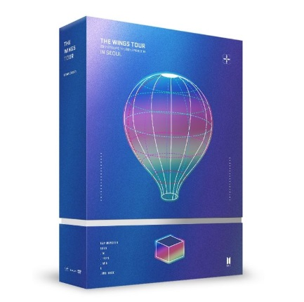 2017 BTS LIVE TRILOGY EPISODE III THE WINGS TOUR IN SEOUL CONCERT buy kpop album photos videos tracks