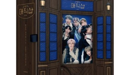 2019 BTS 5TH MUSTER MAGIC SHOP