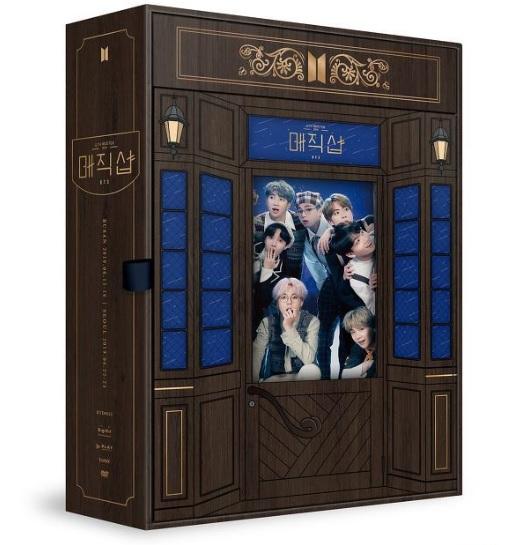 2019 BTS 5TH MUSTER MAGIC SHOP buy kpop album unboxing photos videos tracks