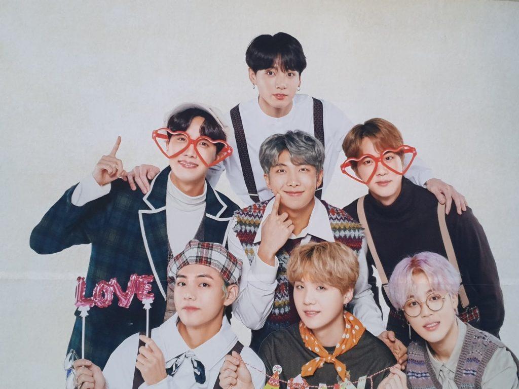 2019 BTS 5TH MUSTER MAGIC SHOP kpop album photos korea