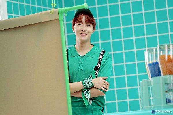 BTS 4th MUSTER Happy Ever After kpop album photo Hoseok