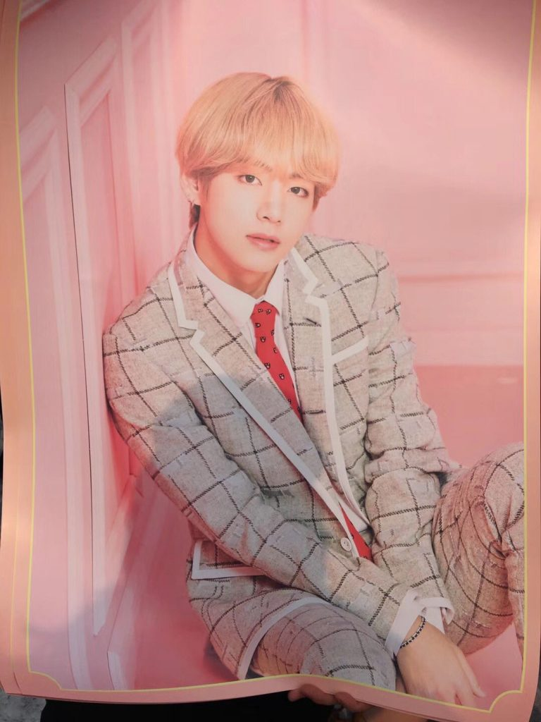BTS 4th MUSTER Happy Ever After kpop album photo Taehyung