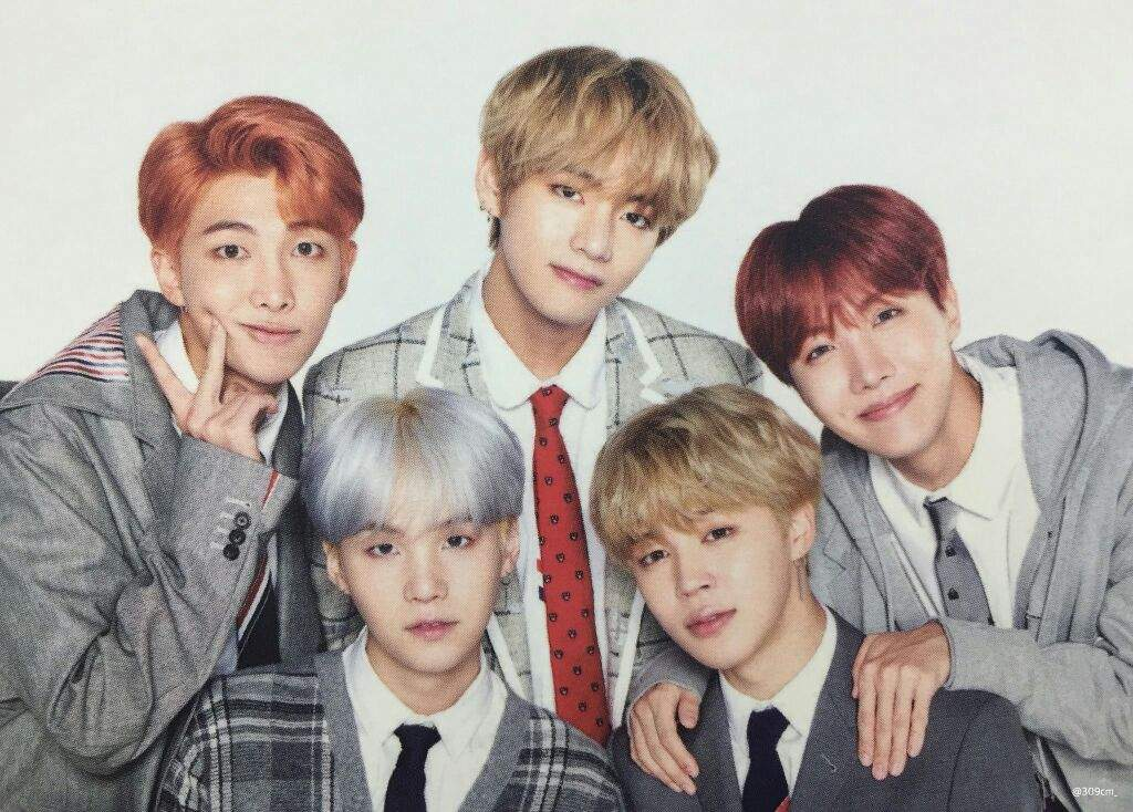 BTS 4th MUSTER Happy Ever After kpop album photos