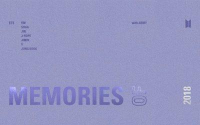 BTS MEMORIES OF 2018