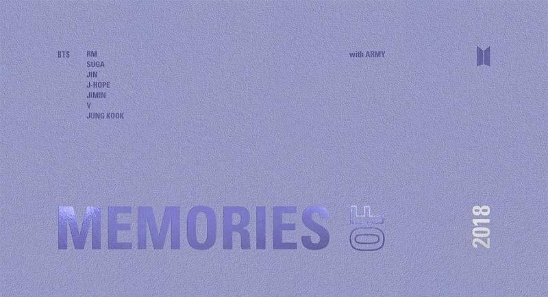 BTS MEMORIES OF 2018 buy kpop album photo video tracks unboxing