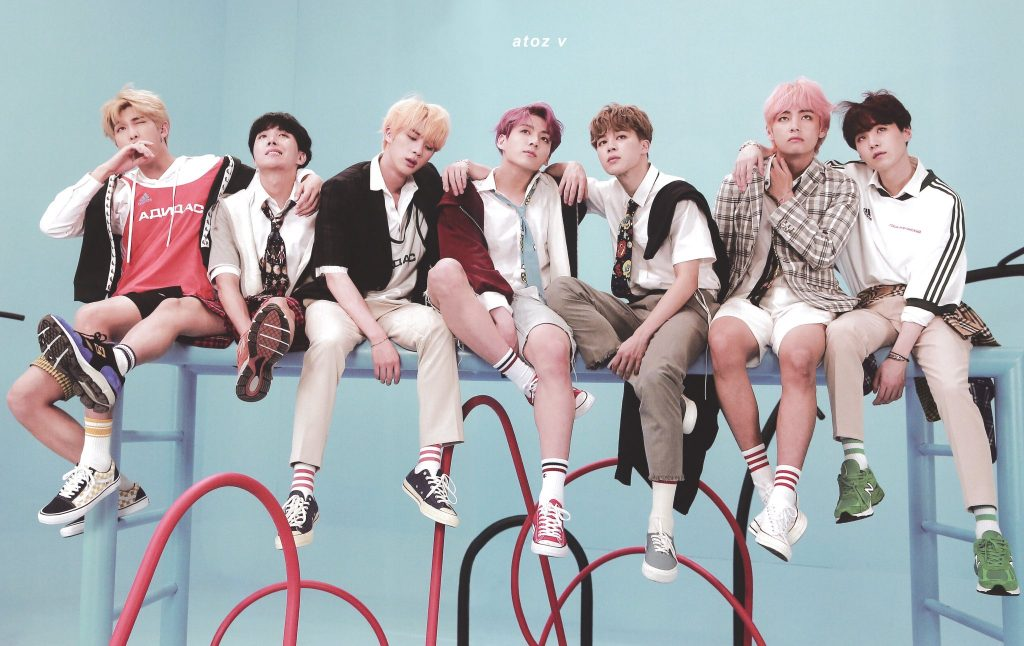 BTS MEMORIES OF 2018 kpop album photos korea