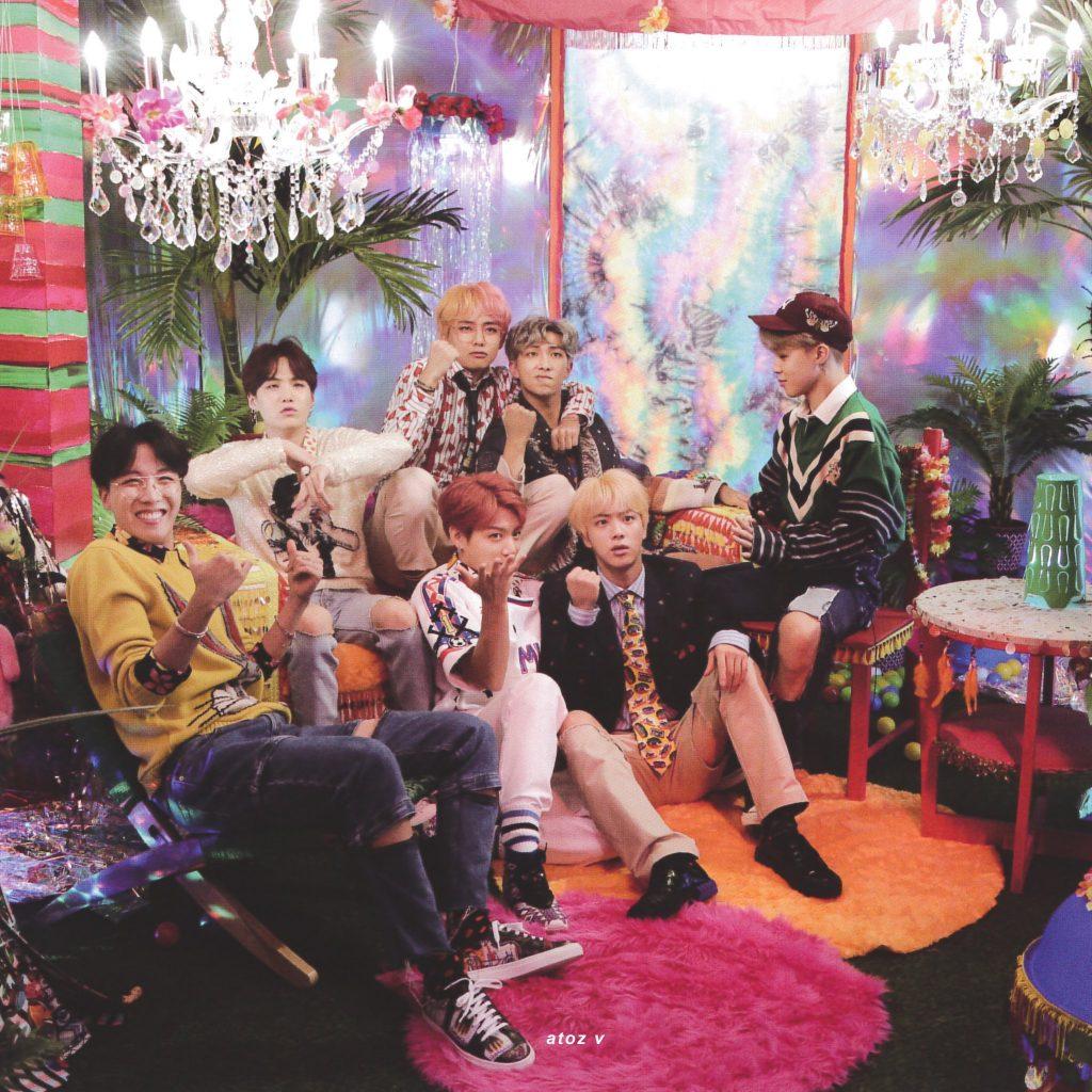 BTS MEMORIES OF 2018 kpop album photos