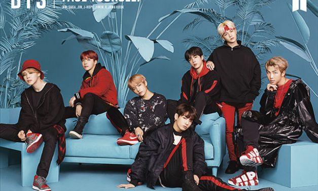 Japanese album BTS – Face Yourself