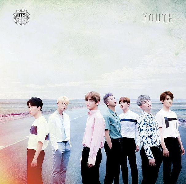 buy japanese album BTS - YOUTH photo unboxing tracks videos
