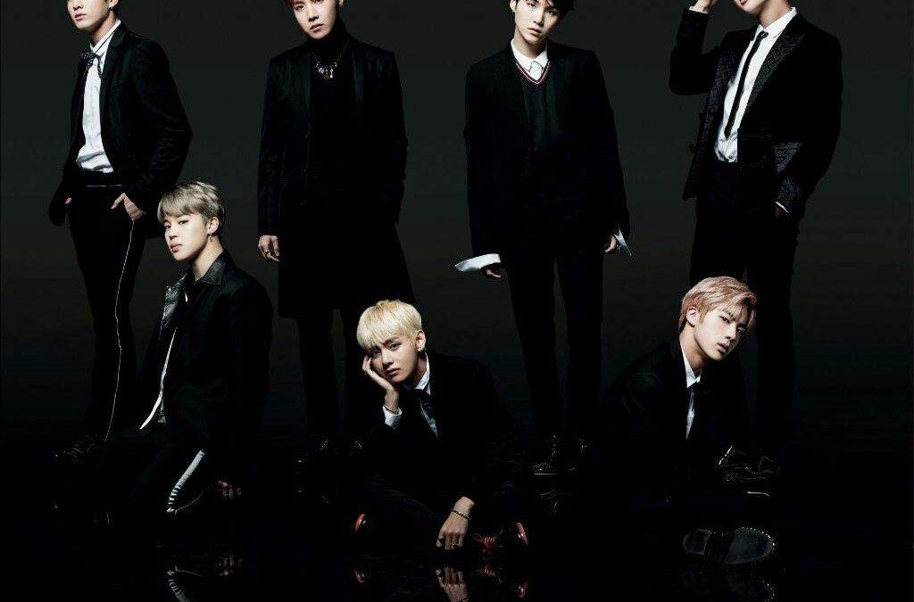 Japanese album THE BEST OF BTS -KOREAN EDITION-