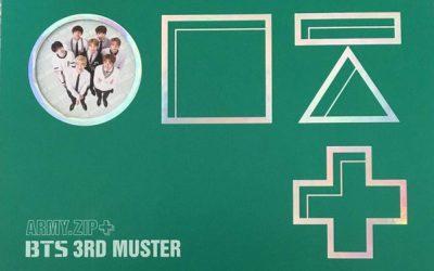 BTS 3rd Muster: ARMY.ZIP+