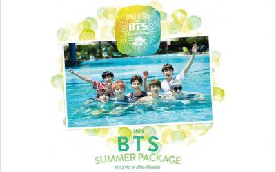 BTS SUMMER PACKAGE IN KOTA KINABALU 2015