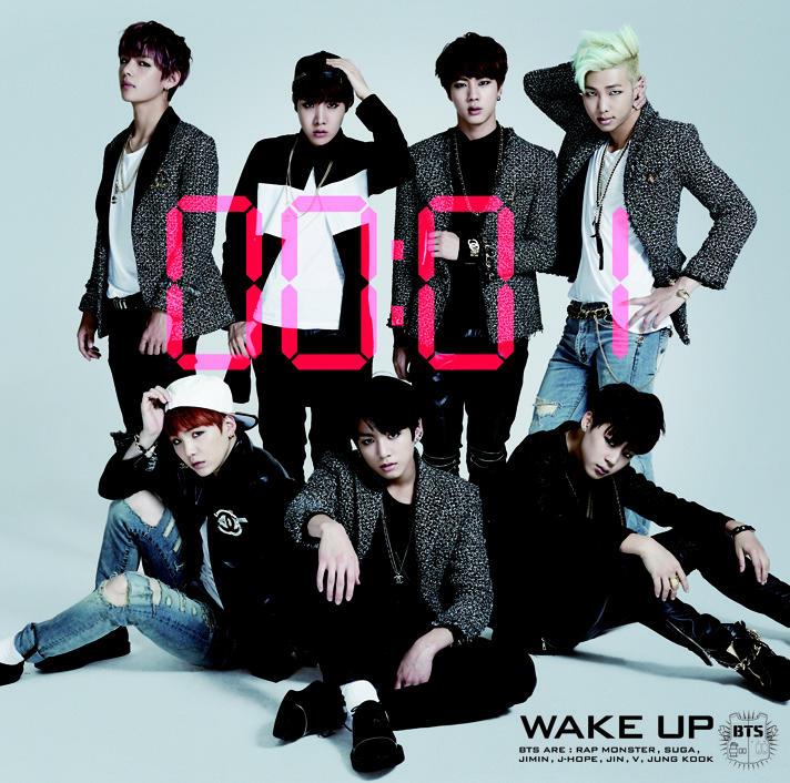 buy kpop jpop album BTS - WAKE UP japanese photo unboxing tracks videos