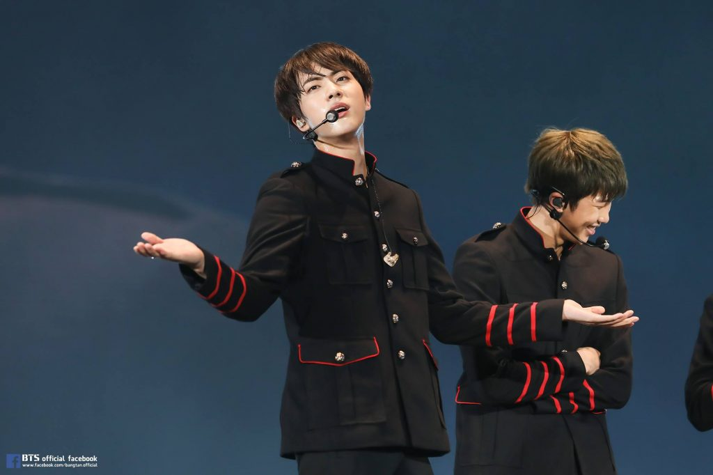 photo kpop album BTS 3rd Muster Army.Zip+ Jin, Namjoon