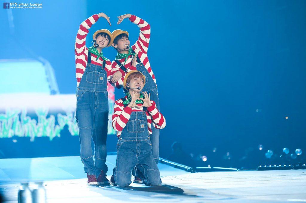 photo kpop album BTS 3rd Muster Army.Zip+ Jin, Taehyung, J-Hope