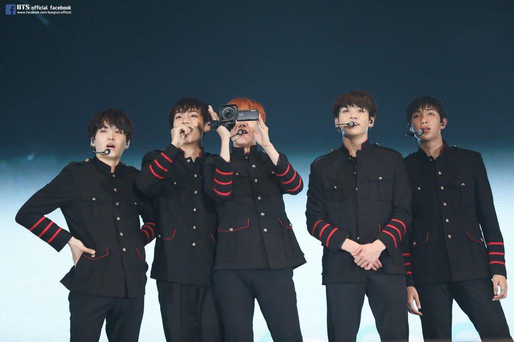 photo kpop album BTS 3rd Muster Army.Zip+ Suga, V, J-Hope, Jungkook, Rap Monster