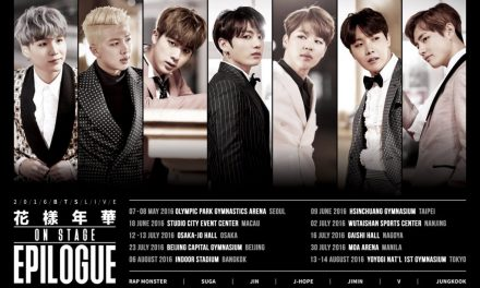 2016 BTS LIVE (Kayounenka on stage: epilogue) Japan Edition