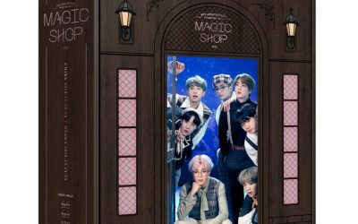 BTS JAPAN OFFICIAL FANMEETING VOL.5 MAGIC SHOP