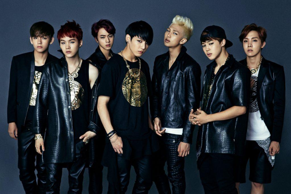 Era Danger album Dark and Wild BTS kpop photo