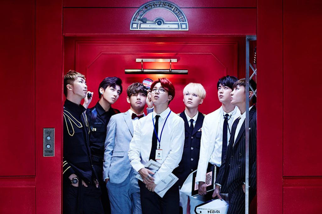Era Dope album The Most Beautiful Moment in Life Part 1 BTS kpop photo