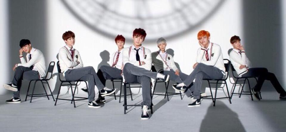 Era Just One Day album Skool Luv Affair BTS photo