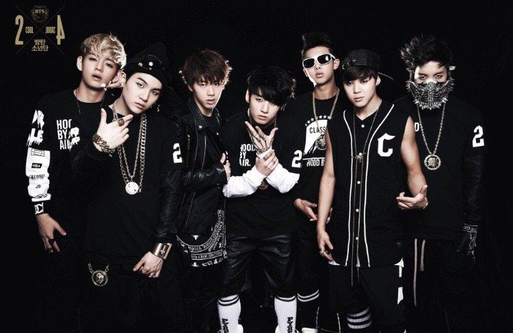 Era No More Dream album O!RUL82 BTS 2013