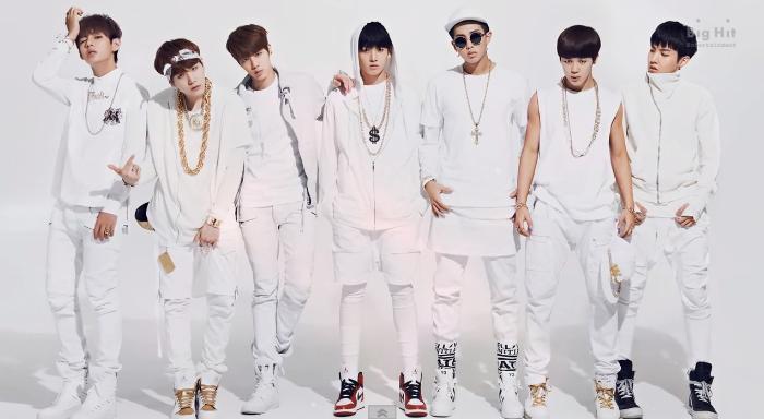 NO album O!RUL82 BTS kpop era
