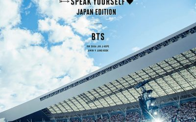 "BTS WORLD TOUR ""LOVE YOURSELF: SPEAK YOURSELF"" JAPAN EDITION"